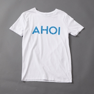 Ahoi Plünn Klassiker mit dem AHOI Schriftzug vorne