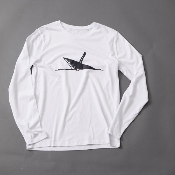 Ahoi Plünn T-Shirt mit dem Seezeichen 'WRACK' vorne