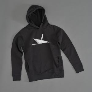 Ahoi Plünn Shopbild Hoodie mit dem Seezeichen 'Wrack'
