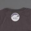 Shop Legebild Fishing Shirt 'MirdochegAal' in grau
