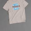 Shop Legebild Fishing Shirt 'Mir doch Lachs'