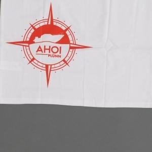 Das T-Shirt mit dem Schifffahrtszeichen Heulboje von hinten