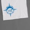"""Ahoi Plünn T-Shirt mit dem Schriftzug """"AHOI"""" von hinten"""