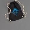 Unsrer kleiner Seesack von Ahoi Plünn mit der blauen Kompassrose